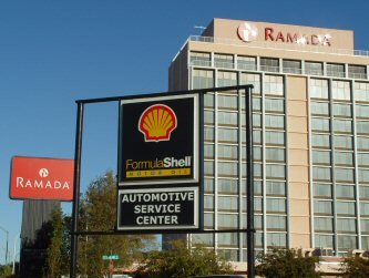Automotive Service Center Reno Nevada just off I-80 at the Wells Exit (#14) next to Ramada Hotel and Windy Moon Quilts